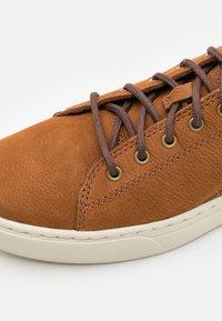 Timberland - ADV 2.0 CUPSOLE MODERN  - Sneakers basse - rust - 5