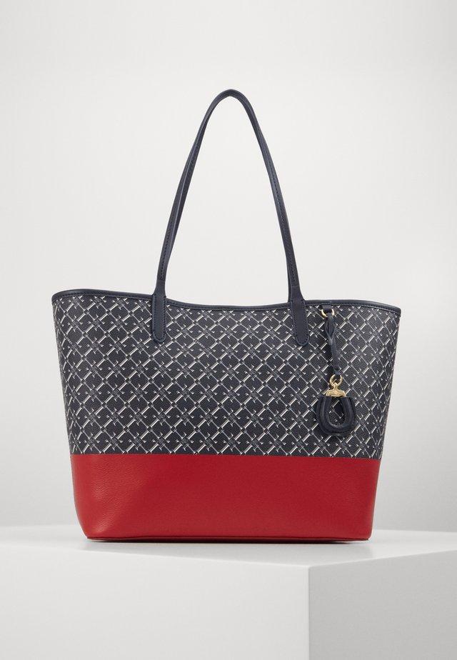 COLLINS TOTE MEDIUM - Shopping bag - navy