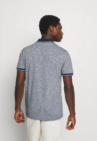 Pier One - Polo shirt - mottled dark blue - 2
