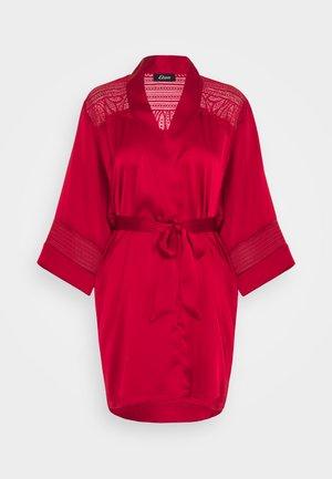 KARMA DESHABILLE - Dressing gown - rouge
