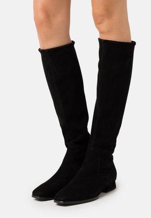 LYRA - Vysoká obuv - schwarz