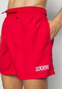 HUGO - HAITI - Swimming shorts - open pink - 3