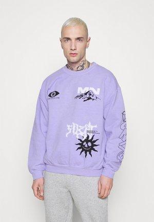UNITE - Sweatshirt - lilac