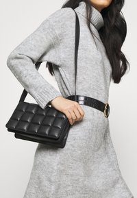 Anna Field - Robe pull - mottled grey - 4