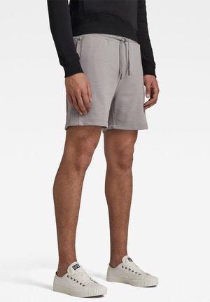 STITCH PANEL SWEAT - Pantaloni sportivi - charcoal