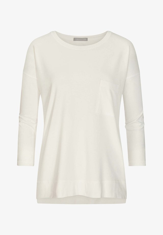 HOMEWEAR SHIRT SERIE NIGHT2DAY - Pyjama top - white