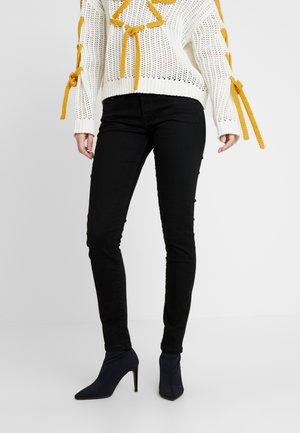 PIXIE - Skinny džíny - black denim