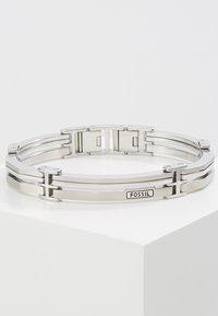 Fossil - GENT - Bracelet - silver-coloured - 0