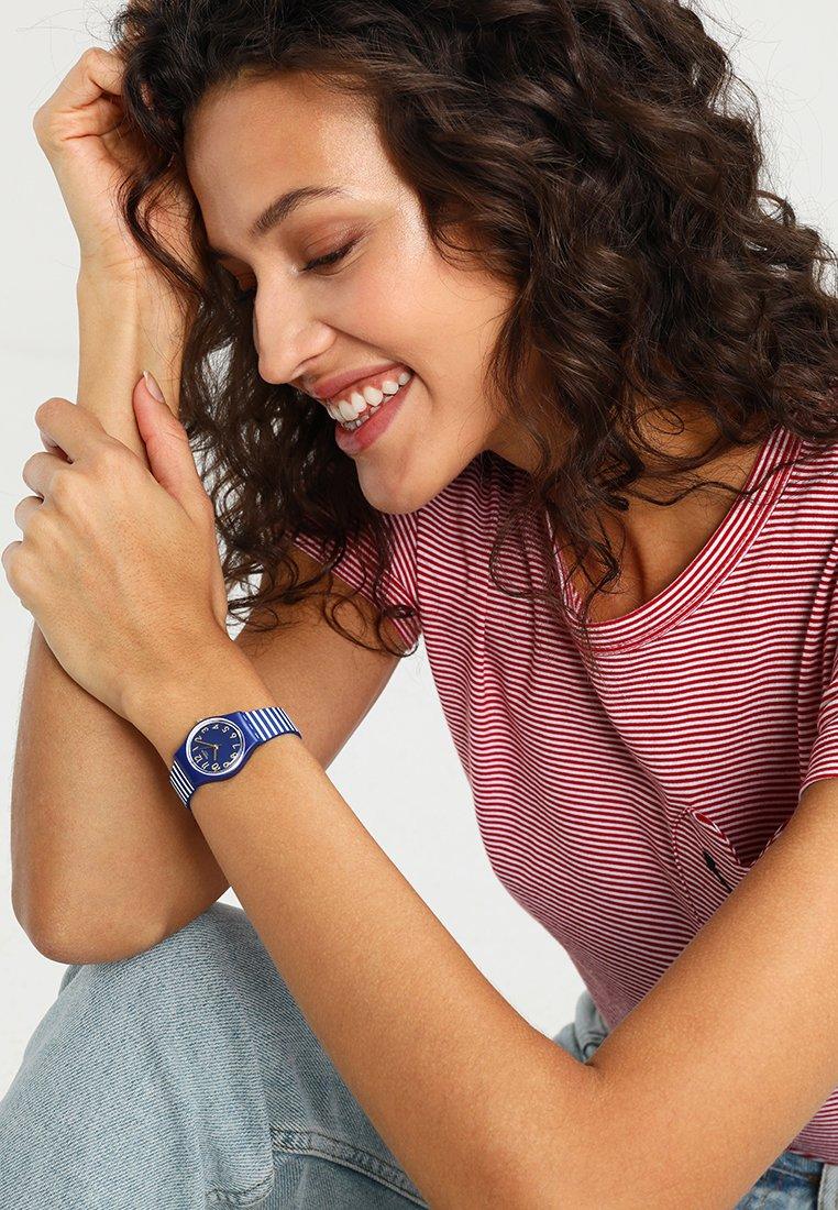 Swatch - ORA DARIA - Montre - blue