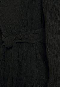 MAMALICIOUS - MLCAROLINE DRESS - Jersey dress - black - 2