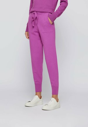 C_FAYDELL_SO - Trousers - purple
