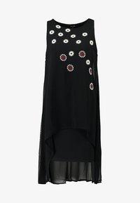 Desigual - CORDOBA - Denní šaty - black - 7