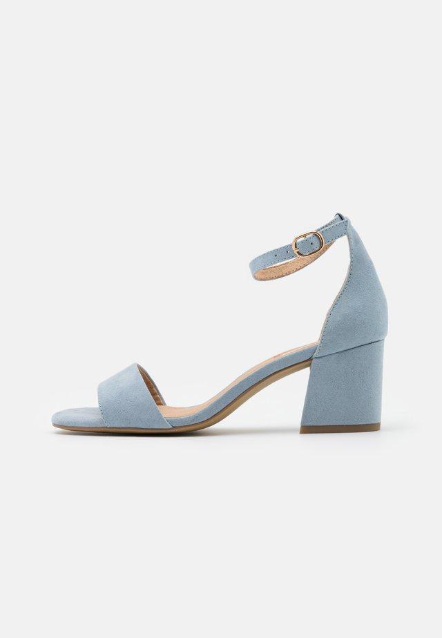 Sandały - sky blue