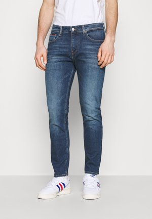 RYAN - Tapered-Farkut - denim
