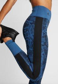 adidas by Stella McCartney - Punčochy - blue - 3