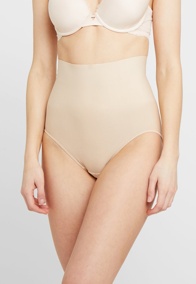 TAILORED BRIEF TAME YOUR TUMMY - Muotoileva alusasu - nude