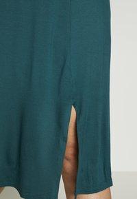 Dorothy Perkins Curve - Jersey dress - teal - 4