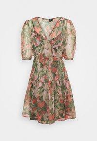 Vero Moda - VMLOA DRESS - Vestido informal - multi-coloured - 3