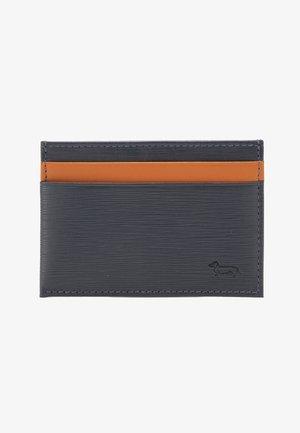 Wallet - blu scuro