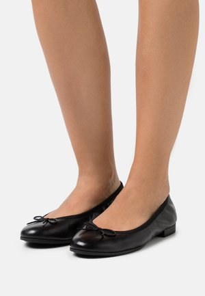 Ballet pumps - black