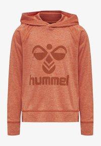 Hummel - HMLSTEFF  - Hoodie - koi - 0