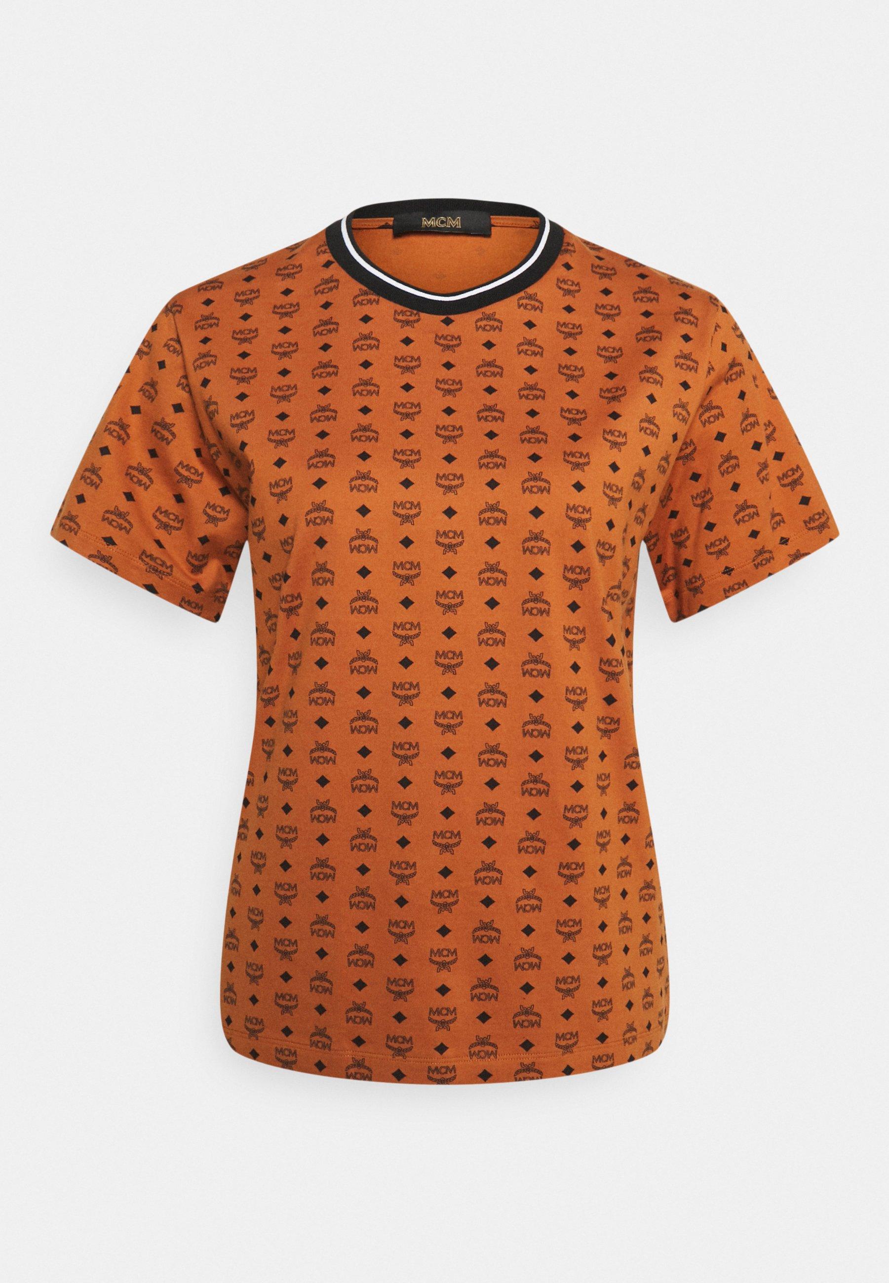 Damen VISETOS SHORT SLEEVES TEE - T-Shirt print