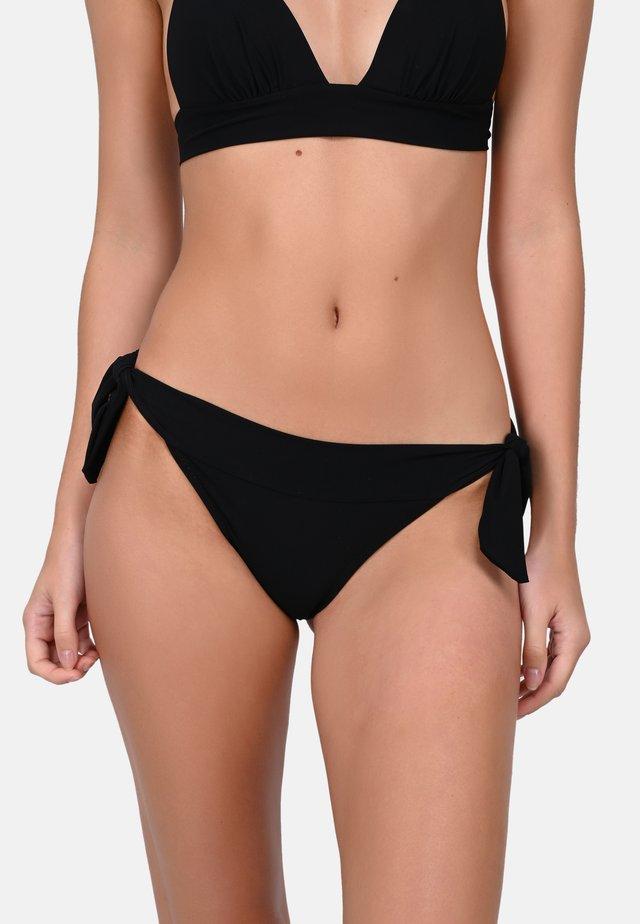 DIVA - Bikinibroekje - black
