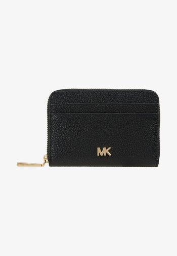 MOTTZA COIN CARD CASE MERCER PEBBLE - Wallet - black