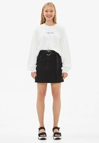 Bershka - Sweatshirts - white - 1