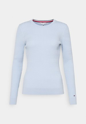 ESS CABLE - Jumper - breezy blue