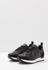 Antony Morato - RUN METAL CAMO - Sneakers laag - steel - 2