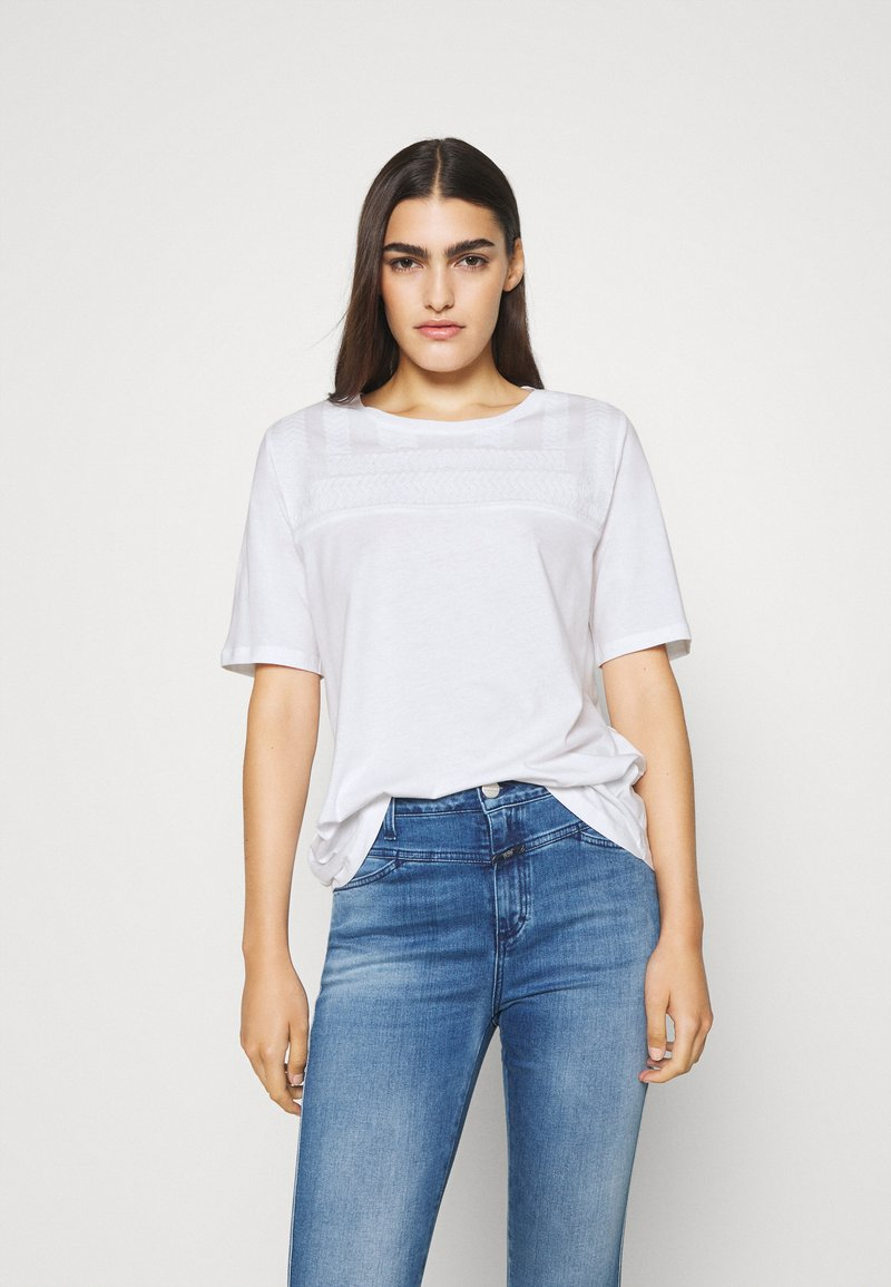 CLOSED - WOMEN - Print T-shirt - white