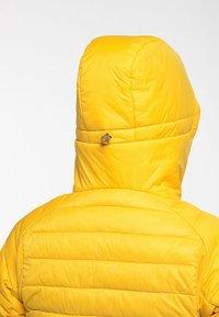 Haglöfs - Winter jacket - pumpkin yellow - 6
