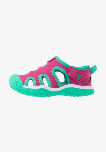 STINGRAY - Watersports shoes - very berry/peacock green