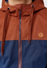 INDICODE JEANS - FLEMMING - Light jacket - rootbeer - 5
