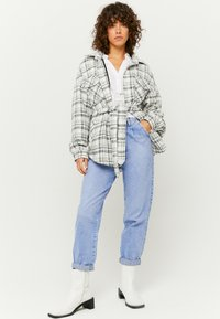 TALLY WEiJL - SLOUCHY - Relaxed fit jeans - blu - 1