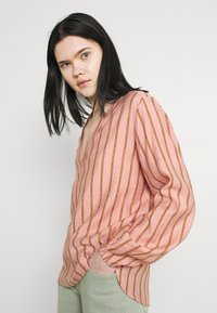 b.young - BXHAVI BLOUSE  - Long sleeved top - old rose mix - 3