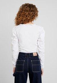 Pepe Jeans - DUA LIPA X PEPE JEANS  - Blouse - white - 2