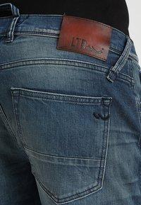 LTB - LANCE - Shorts di jeans - montone wash - 3