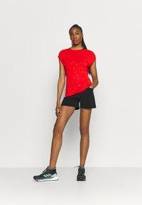Vaude - TEKOA - T-shirts med print - mars red - 1