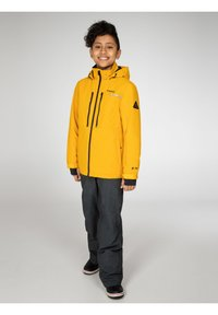 Protest - Lyžařská bunda - dark yellow - 3