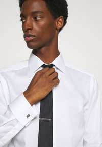 Burton Menswear London - CUFF SET - Cufflinks - silver-coloured - 0