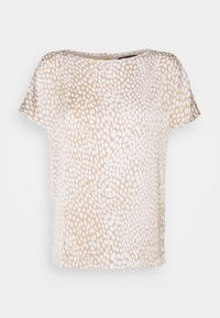 Marks & Spencer London - Print T-shirt - beige - 0