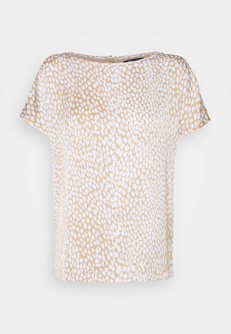 Marks & Spencer London - Print T-shirt - beige