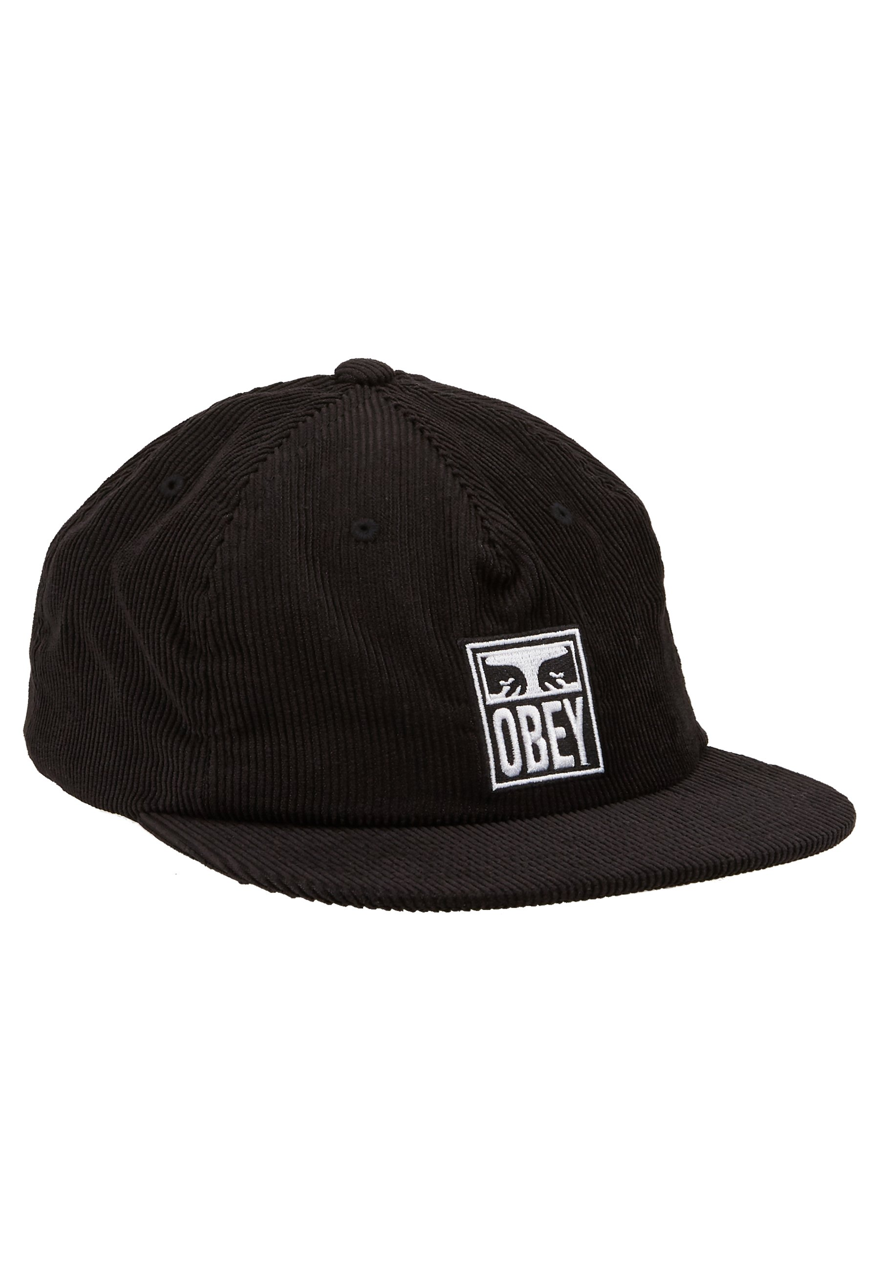 Obey Clothing Vanish Strapback - Cap Black/schwarz