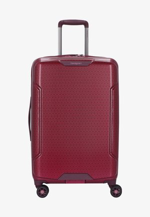 FREESTYLE GLIDE  - Wheeled suitcase - beet red