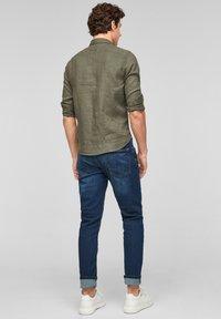 s.Oliver - Shirt - olive - 2