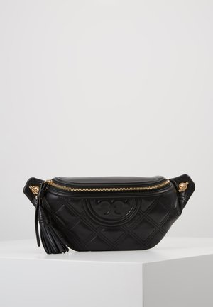 FLEMING SOFT BELT BAG - Ledvinka - black
