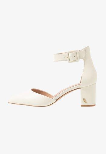 BURLINGTON - Classic heels - bone