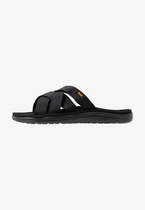 VOYA SLIDE - Chodecké sandály - black